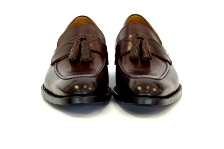 Hector  Tassel  Loafers –  Brown