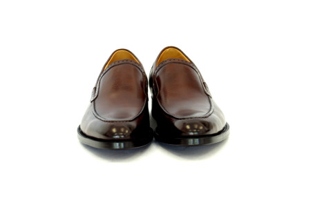 Camden  Penny  Loafers –  Brown